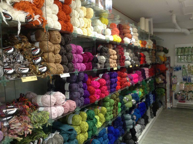 芬兰毛线店